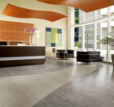 Commercial Sheet Vinyl Flooring Design