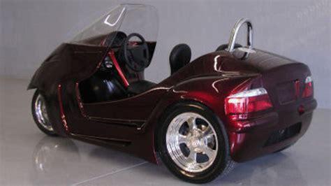 The Stallion Trike By Thoroughbred Motorsports