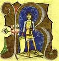 King Geza of Hungary (Árpád dynasty), II. (c.1130 - 1162 ...