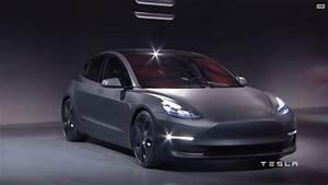Tesla Model 3 Price : tesla model 3 first look review ~ Maxctalentgroup.com Avis de Voitures