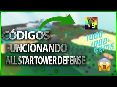 From time to time, the game developer issues free redeem codes to get free gems and other things in the game. All Star Tower Defence Codes | StrucidCodes.org