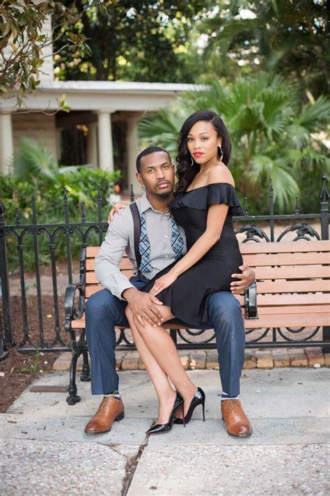 Harlem Renaissance Inspired Engagement Session In Ft