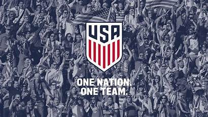 Soccer Usa Wallpapers Team Usmnt National Crest