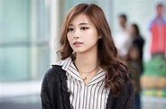 「TWICE」台籍成員周子瑜入選2015百大最美面孔。(周子瑜Tzuyu쯔위臉書)