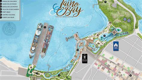 puerto plata dominican republic taino bay cruise port