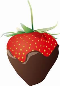 Chocolate strawberry clipart | Clipart Panda - Free ...