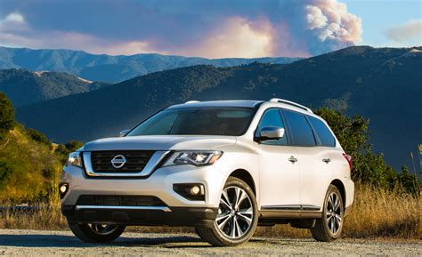 2017 Pathfinder Review by 2017 Nissan Pathfinder Review Gearopen