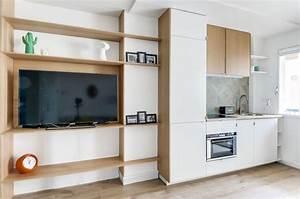 La Petite Cuisine : des petites cuisines fonctionnelles et bien am nag es ~ Melissatoandfro.com Idées de Décoration