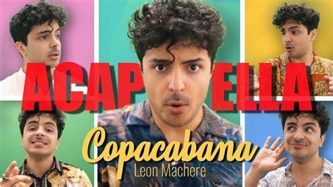 Copacabana 🌴☀️  Acapella Cover