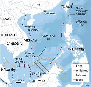 Showdown in the South China Sea: how ruling by Permanent ...
