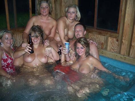 Pool Party Amateur Luscious