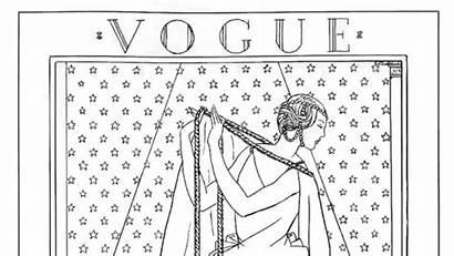 Vogue Coloring Colors Pass