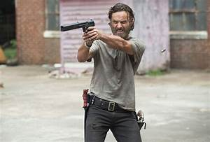 The Walking Dead Season 8 Boss Hints Rick Grimes Will Be