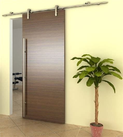 sliding kitchen doors interior barn door stainless steel kitchen interior partition doors