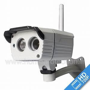 Camera Dome Exterieur Wifi : cam ra ip cam840 hd 720p ext rieure wifi ~ Edinachiropracticcenter.com Idées de Décoration
