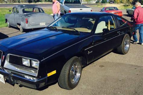 Well-kept Four-speed 1979 Pontiac Sunbird V8