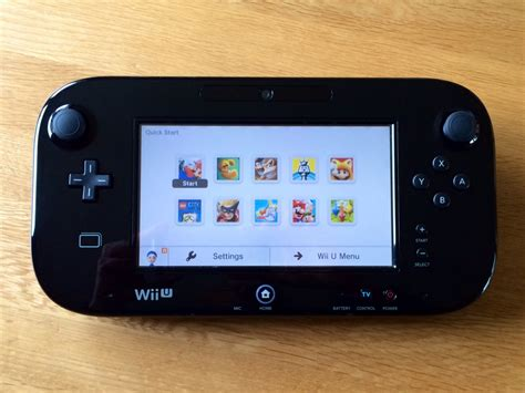 Wii U System Update 5.0.0 Now Live, Adds Quick Start Menu