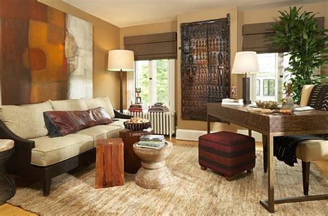 Wohnzimmer Afrikanischer Stil by Inspired Interior Design Ideas