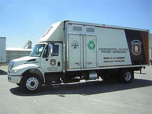 17 best images about naid logos in action on pinterest With document shredding truck
