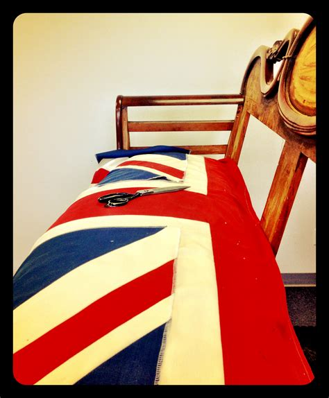 Union Jack Sofa Upholstery Switch Studio
