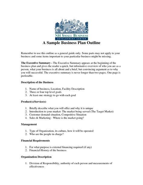 printable sample business plan sample form forms