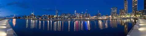 5760 X 1080 Wallpapers File Melbourne Docklands Yarras Edge Marina Panorama Jpg Wikipedia