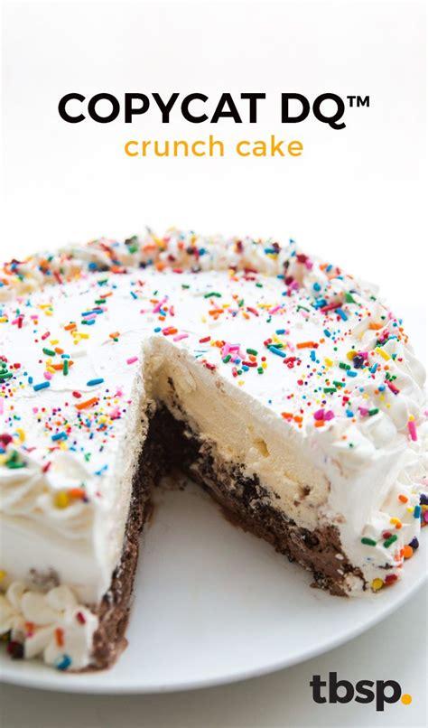copycat dairy queen ice cream cake recipe cake