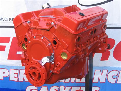 Chevrolet Crate Engines by Chevy 283 280 Hp High Performance Balanced Crate Engine