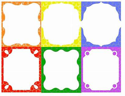 Printable Tags Templates Labels Template Border Label