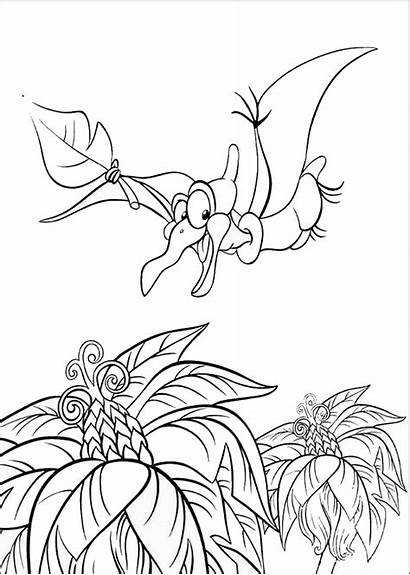 Land Before Coloring Pages Site