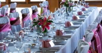 wedding banquet unique wedding reception decoration ideas
