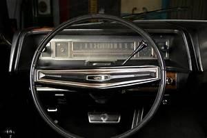 Dash  1971 Ford Ltd 2 Door Hardtop Coupe  Maintenance
