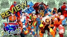 X Men vs. Street Fighter - Review do Crossover da Capcom ...