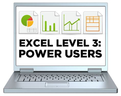 excel level  power users north western lancashire