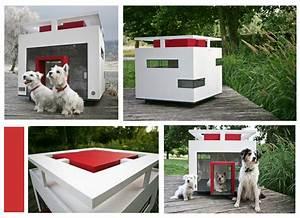Casas para perros con estilo