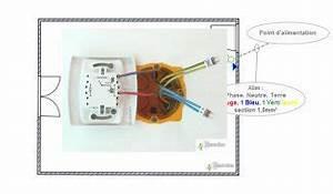 Cabler Un Va Et Vient : sch ma interrupteur simple allumage sch ma lectrique interactif d un interrupteur ~ Voncanada.com Idées de Décoration