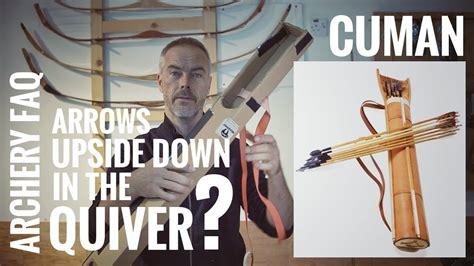 Arrows Upside Down In The Quiver? Archery Faq