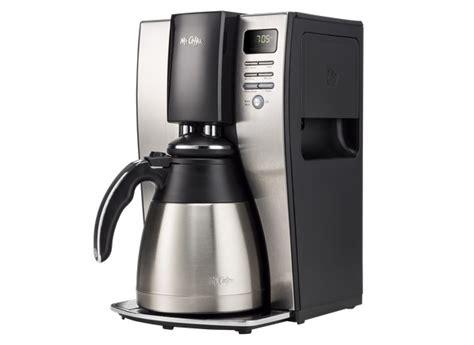 Consumer Reports   Mr. Coffee Optimal Brew BVMC PSTX91