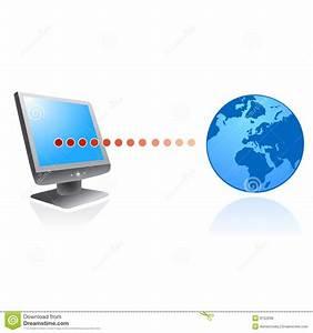 Connect To Internet Icon Vector Royalty Free Stock Photos ...