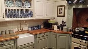 hand painted kitchen cabinets in woodthorpe With kitchen colors with white cabinets with hand drawn wall art