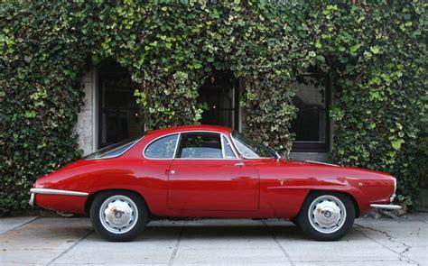 Alfa Romeo For Sale Ebay by μια κατακόκκινη Alfa Romeo Giulietta Ss του 1961 πωλείται