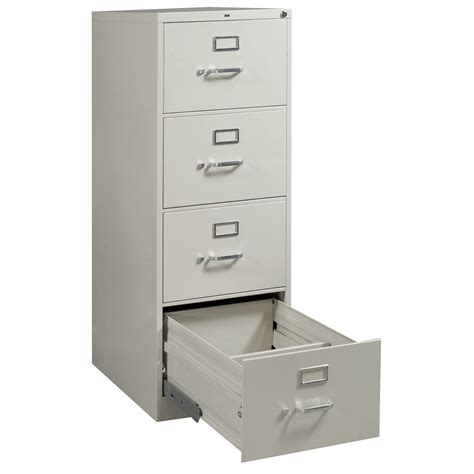 4 drawer legal file cabinet hon used 4 drawer legal size vertical file light gray