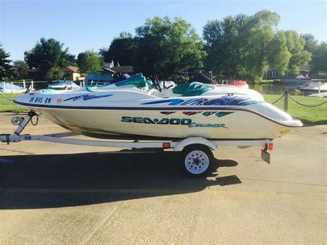 Sea Doo Boats For Sale In Cleveland Ohio by Sea Doo Challenger Boat For Sale From Usa