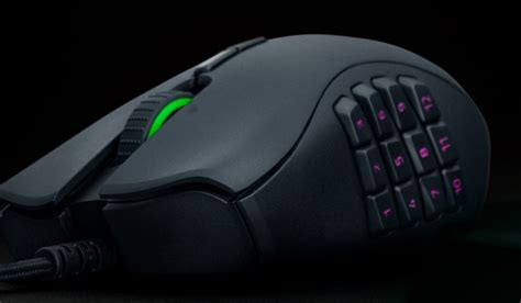 razer unleashing  badass mobammo mouse   year