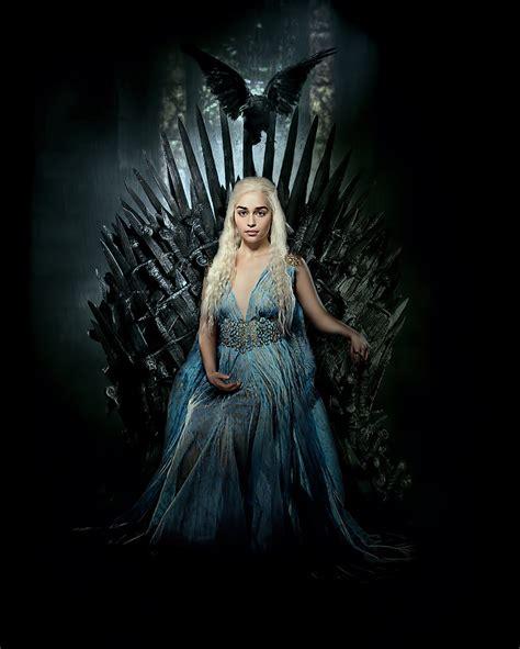 khaleesi  game  thrones  zorisbube  deviantart