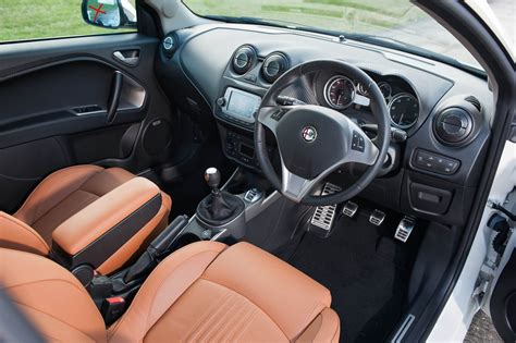 alfa romeo mito  car review eurekar