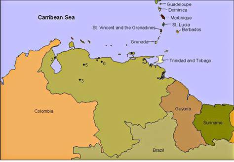 Mapa Sagrado de Venezuela