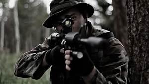 U0026quot Red U0026quot  - The Ambush - Military Action Short
