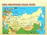 Ural Mountains Map Europe   secretmuseum