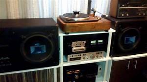 Amplificador Gradiente 126 E Caixas Urei 809